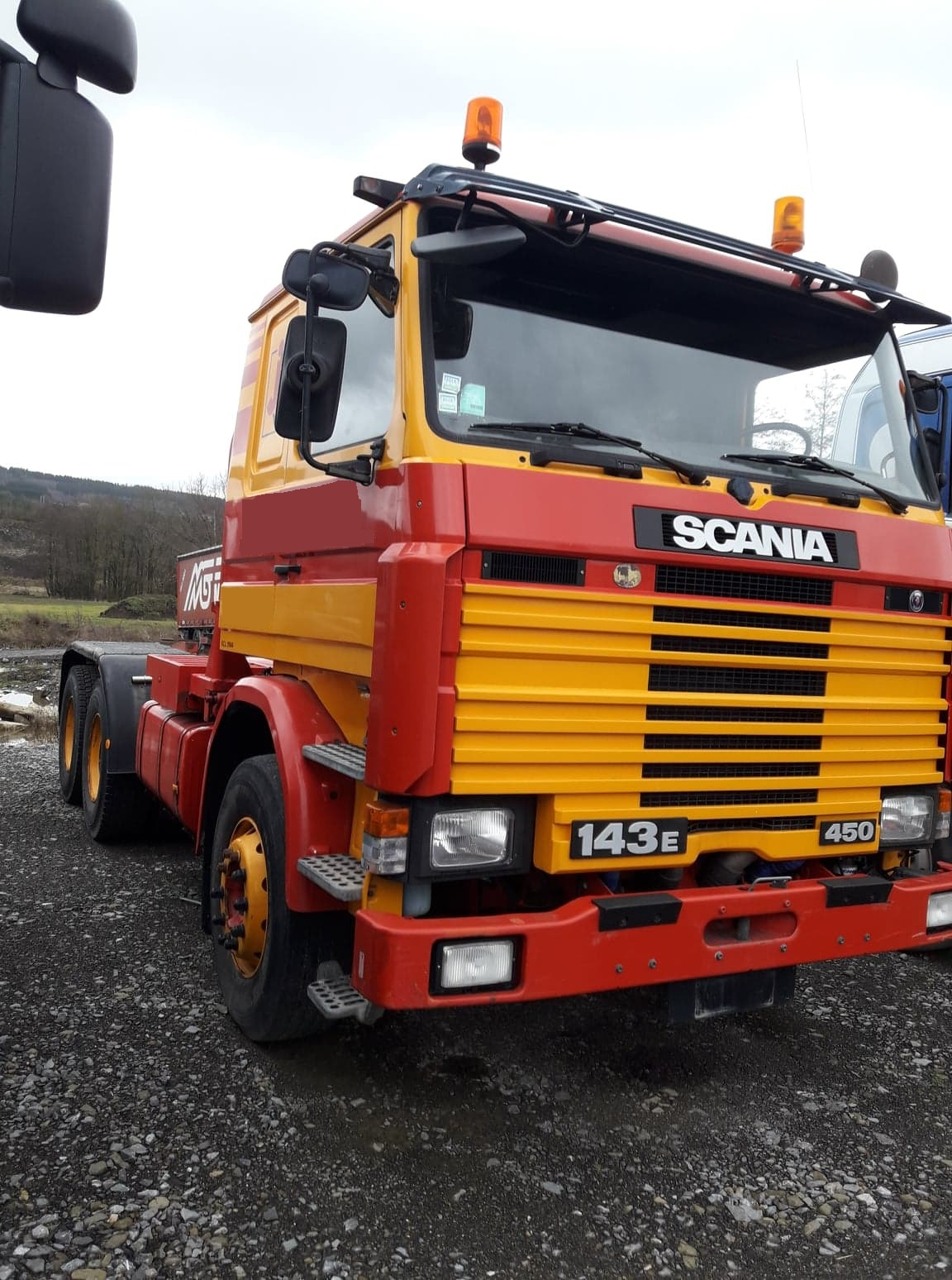 SCANIA 143 Collection