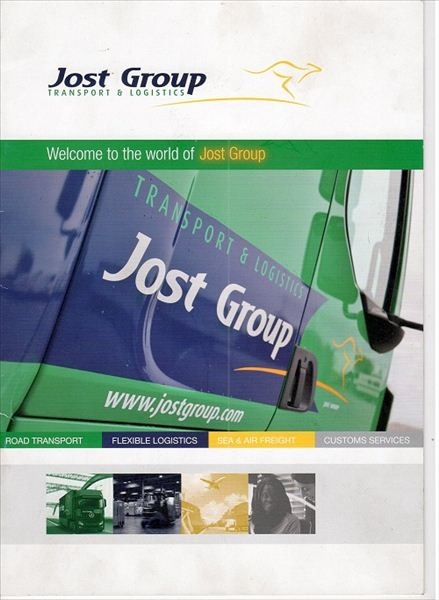 Revue JOST GROUP